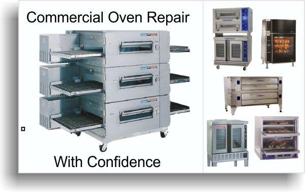 Commercial Oven Repair - commercial kitchen repair