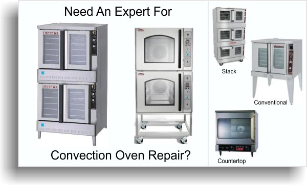 commercial convection oven repair company